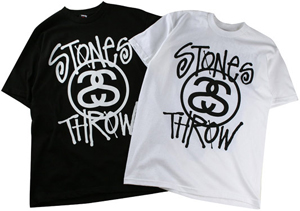 Stussy vs Stones Throw